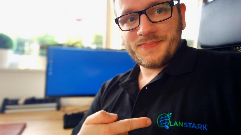 Markus Weber – LANSTARK